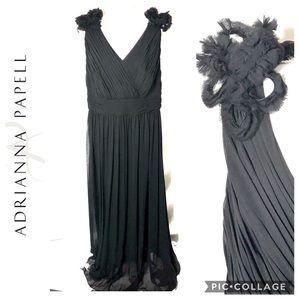 Adrianna Papell Chiffon Formal Dress